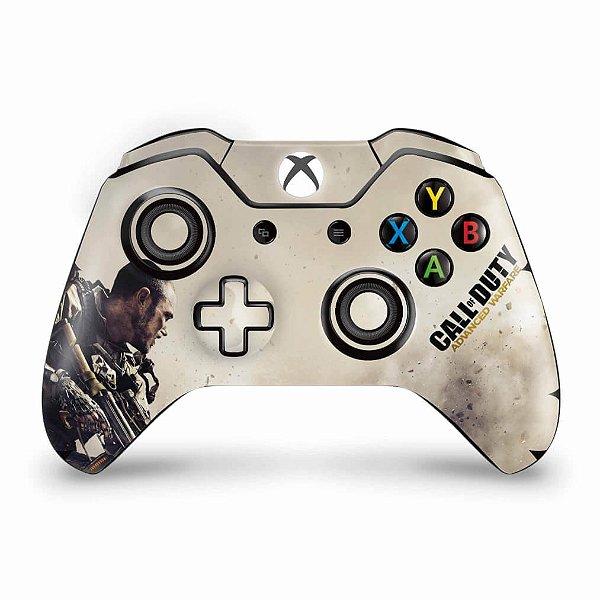 Skin Xbox One Fat Controle - Call of Duty Advanced Warfare