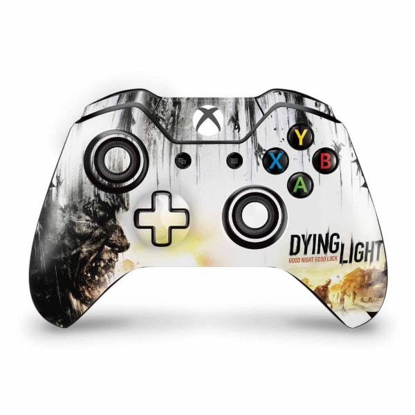 Skin Xbox One Fat Controle - Dying Light