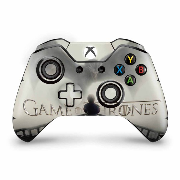Skin Xbox One Fat Controle - Game of Thrones #B