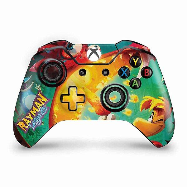 Skin Xbox One Fat Controle - Rayman Legends
