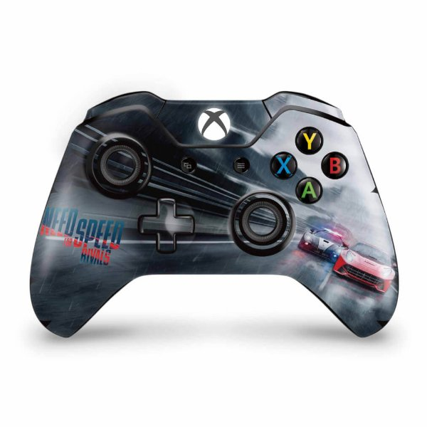 Skin Xbox One Fat Controle - Need for Speed Rivals