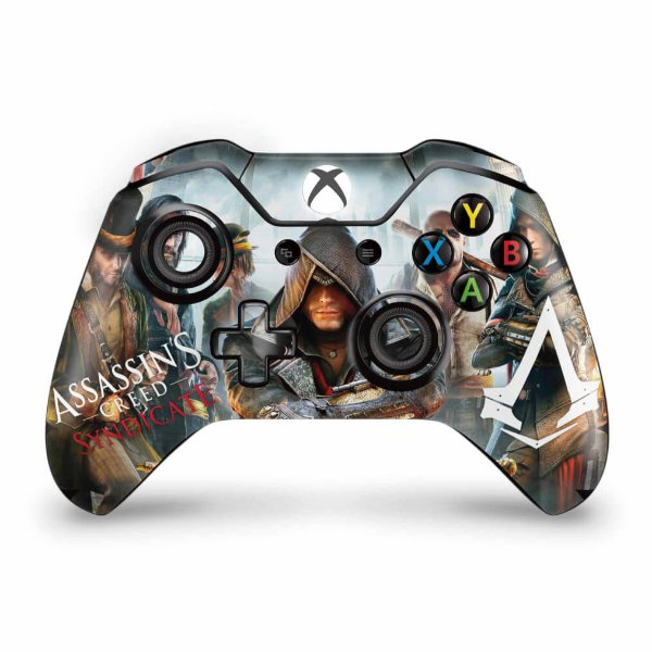 Skin Xbox One Fat Controle - Assassin's Creed Syndicate