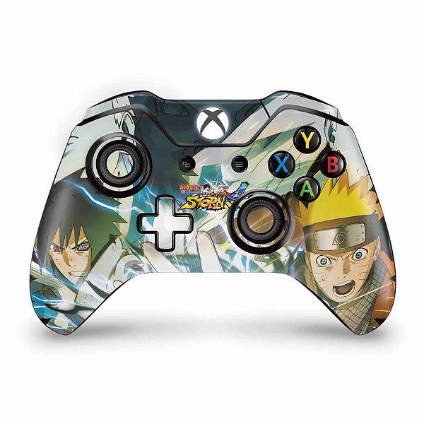 Skin Xbox One Fat Controle - Naruto Shippuden: Ultimate Ninja Storm 4