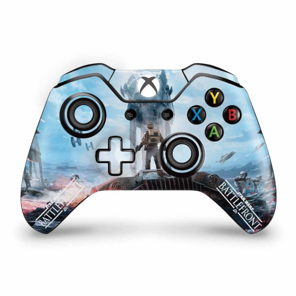Skin Xbox One Fat Controle - Star Wars - Battlefront