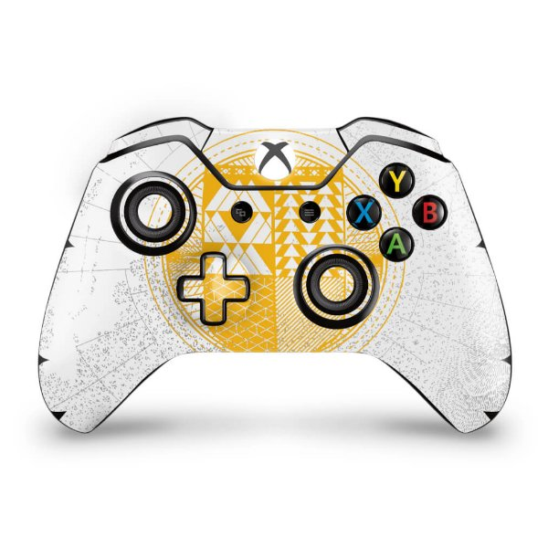 Skin Xbox One Fat Controle - Destiny Limited Edition