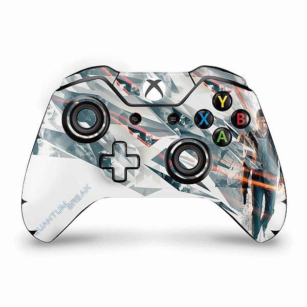 Skin Xbox One Fat Controle - Quantum Break