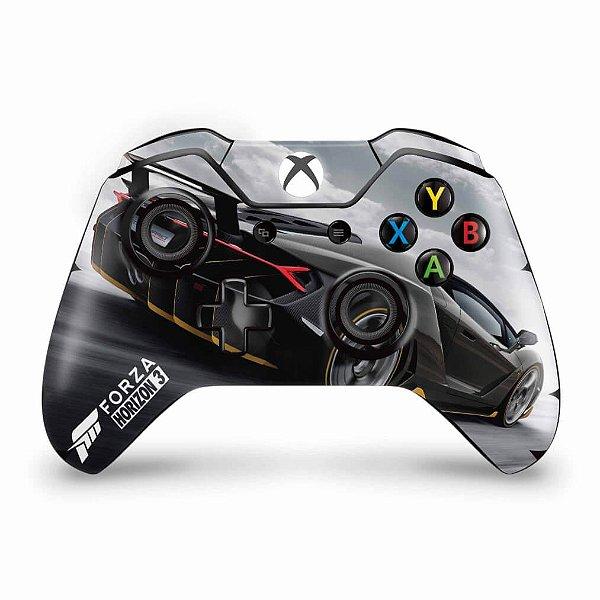 Skin Xbox One Fat Controle - Forza Horizon 3