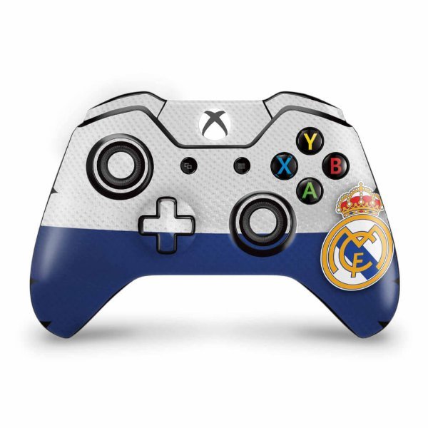 Skin Xbox One Fat Controle - Real Madrid