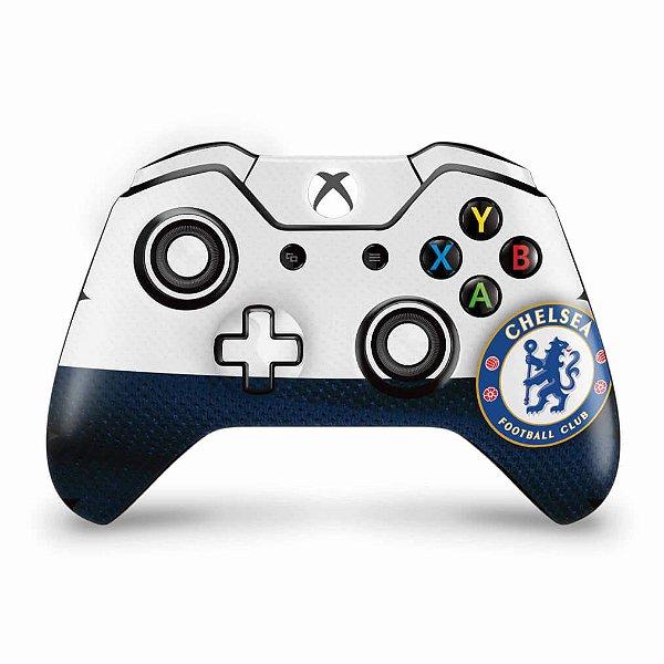 Skin Xbox One Fat Controle - Chelsea