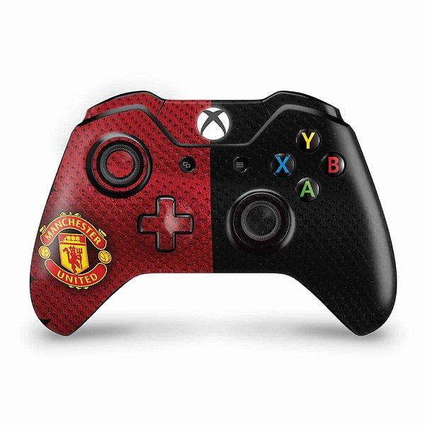 Skin Xbox One Fat Controle - Manchester United