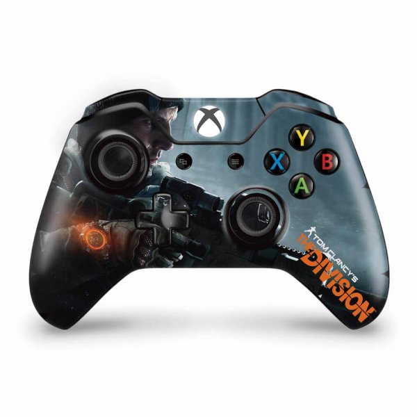 Skin Xbox One Fat Controle - Tom Clancy's The Division