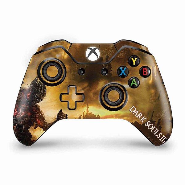 Skin Xbox One Fat Controle - Dark Souls 3