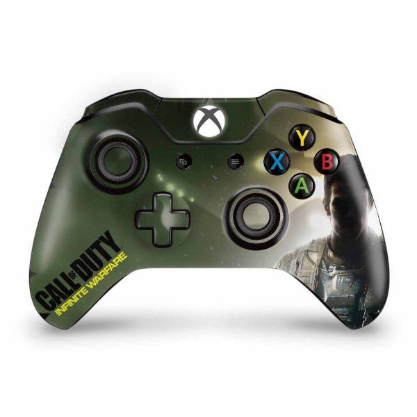 Skin Xbox One Fat Controle - Call of Duty: Infinite Warfare
