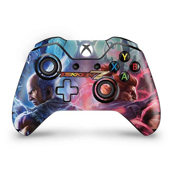 Skin Xbox One Fat Controle - Tekken 7