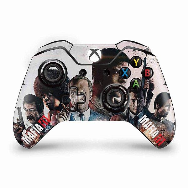 Skin Xbox One Fat Controle - Mafia 3