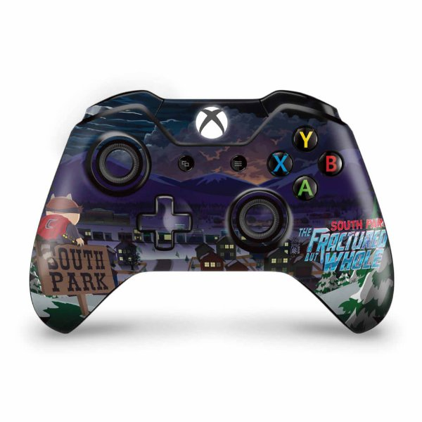 Skin Xbox One Fat Controle - South Park: The Fractured But Whole