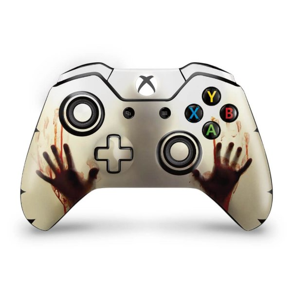 Skin Xbox One Fat Controle - Fear The Walking Dead