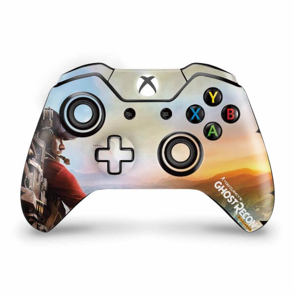Skin Xbox One Fat Controle - Ghost Recon Wildlands