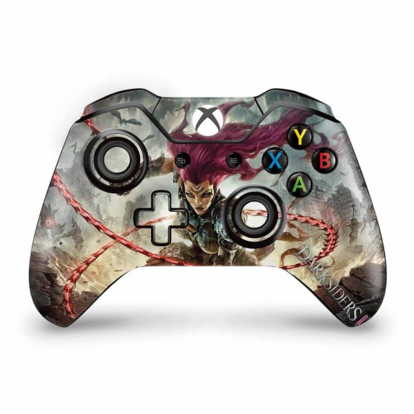 Skin Xbox One Fat Controle - Darksiders 3