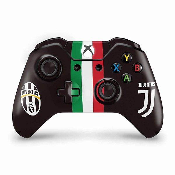Skin Xbox One Fat Controle - Juventus Football Club