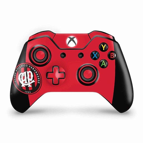 Skin Xbox One Fat Controle - Atlético Paranaense CAP