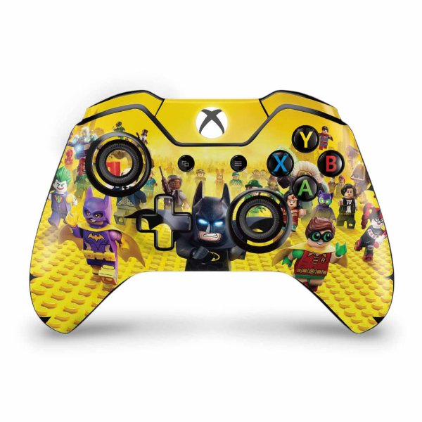 Skin Xbox One Fat Controle - Lego Batman