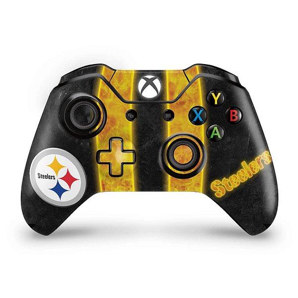 Skin Xbox One Fat Controle - Seattle Seahawks - NFL