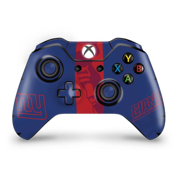 Skin Xbox One Fat Controle - New York Giants - NFL
