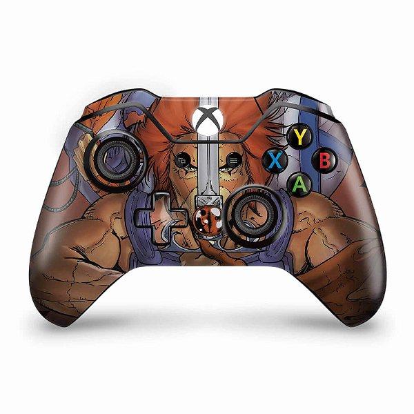 Skin Xbox One Fat Controle - Thundercats