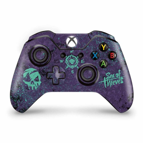 Skin Xbox One Fat Controle - Sea Of Thieves Bundle