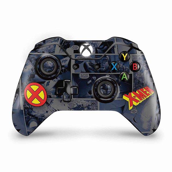 Skin Xbox One Fat Controle - X-Men Comics