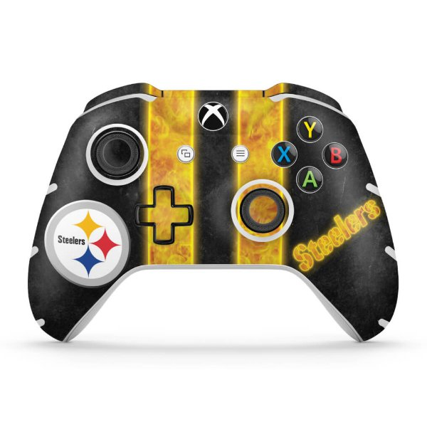 Skin Xbox One Slim X Controle - Seattle Seahawks - NFL
