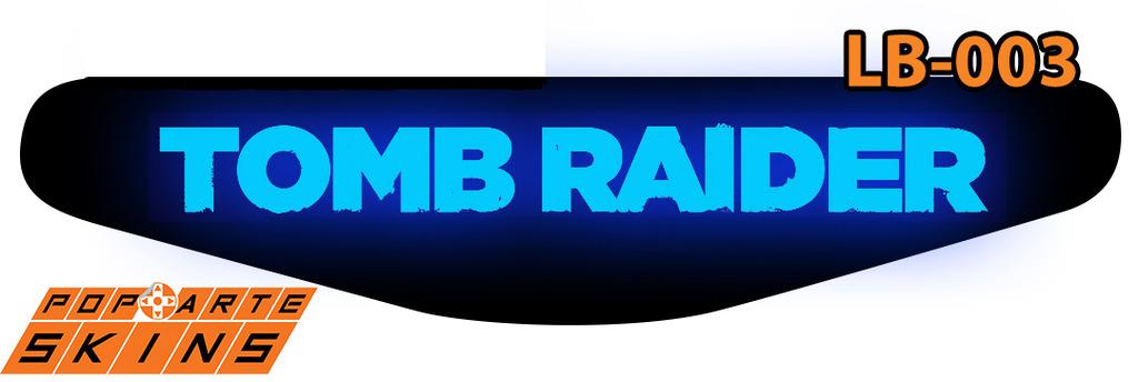PS4 Light Bar - Tomb Raider