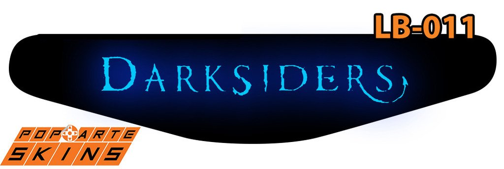 PS4 Light Bar - Darksiders - Wrath Of War