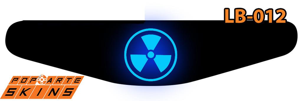 PS4 Light Bar - Radioativo