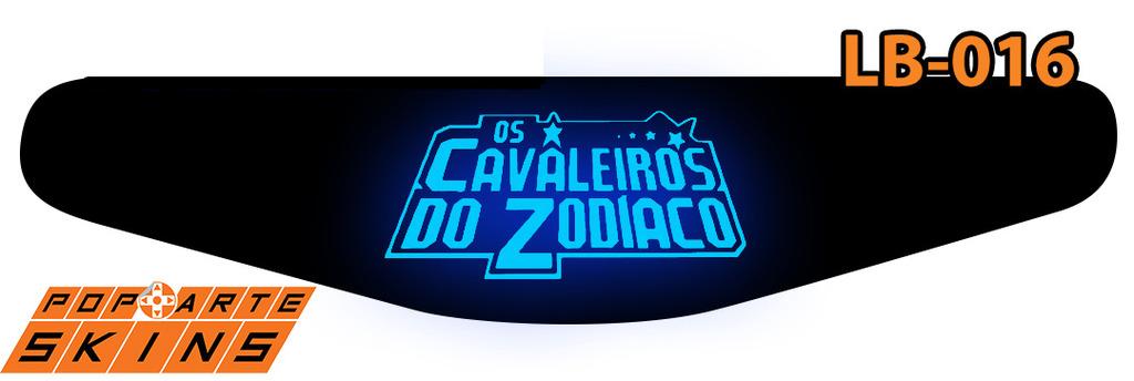 PS4 Light Bar - Cavaleiros Do Zodiaco