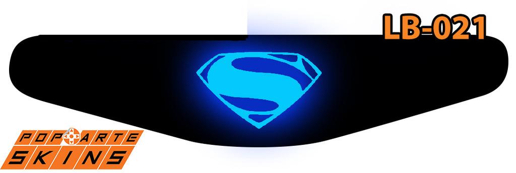 PS4 Light Bar - Superman - Super Homem