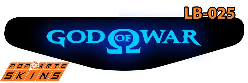 PS4 Light Bar - God Of War #A