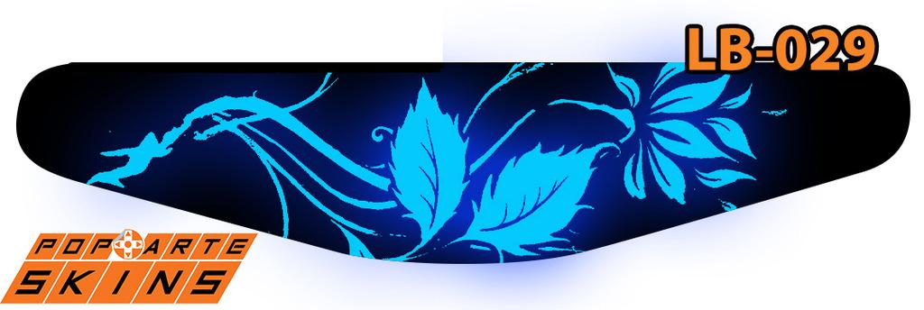 PS4 Light Bar - Fire Flower