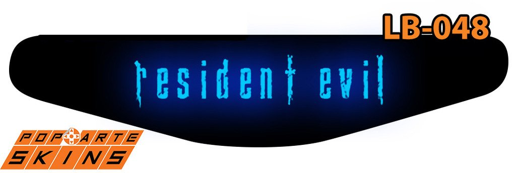 PS4 Light Bar - Resident Evil Umbrella