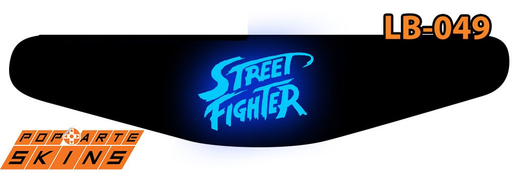 PS4 Light Bar - Street Fighter