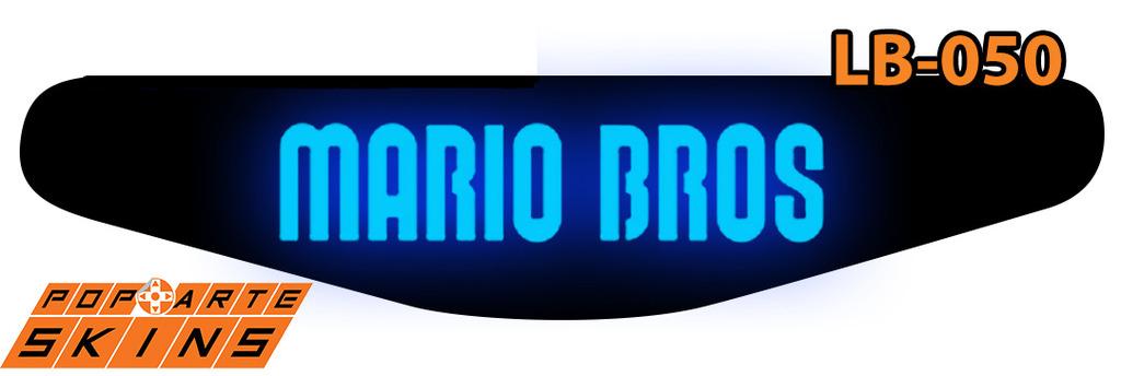 PS4 Light Bar - Super Mario