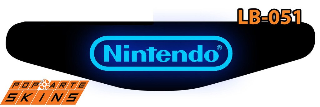 PS4 Light Bar - Nintendinho