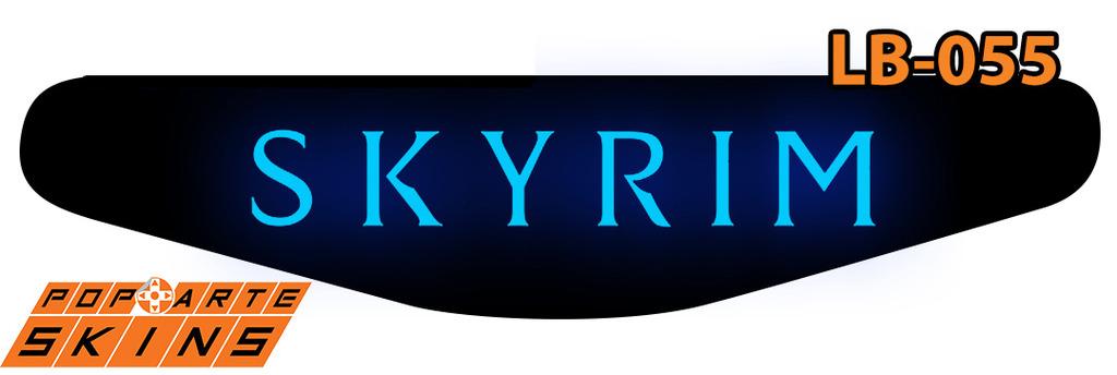 PS4 Light Bar - Skyrim