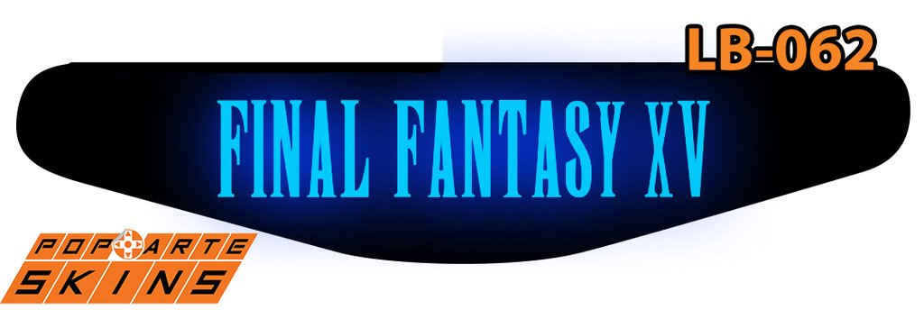 PS4 Light Bar - Final Fantasy Xv #A