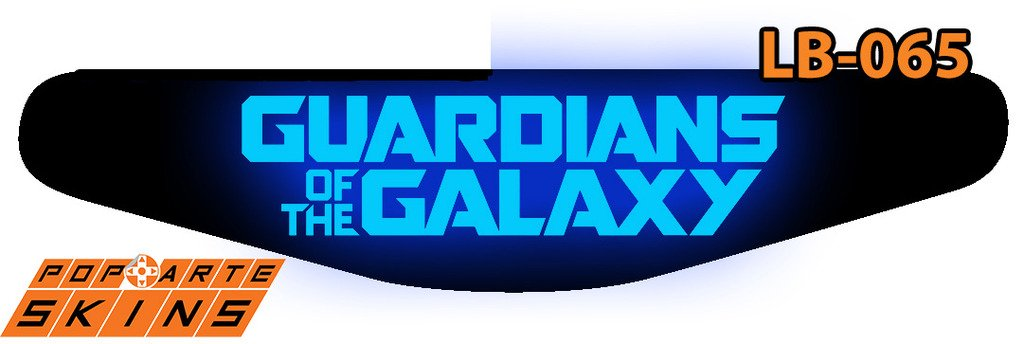 PS4 Light Bar - Guardioes Da Galaxia