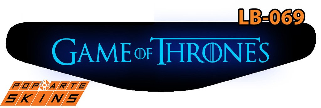 PS4 Light Bar - Game Of Thrones #A