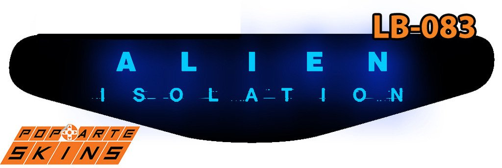 PS4 Light Bar - Alien Isolation