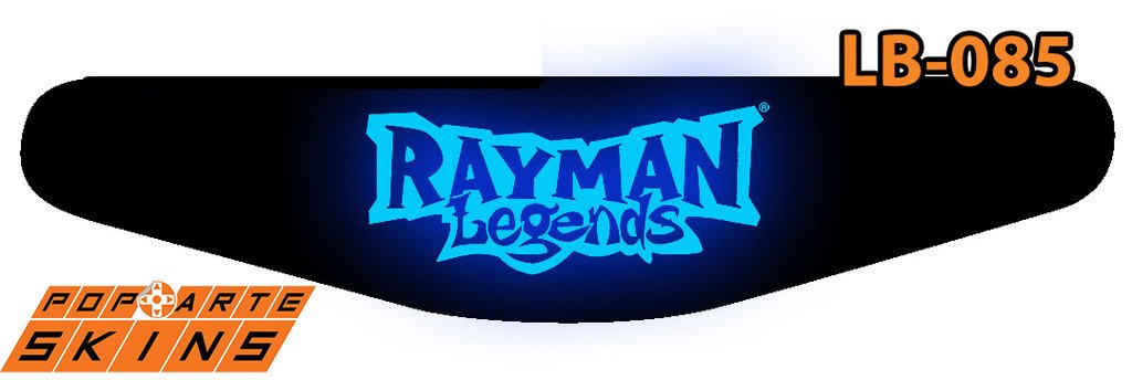 PS4 Light Bar - Rayman Legends
