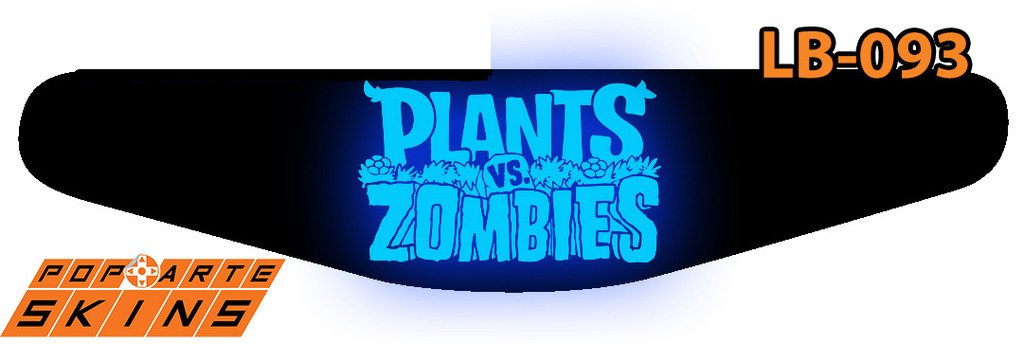 PS4 Light Bar - Plants Vs Zombies Garden Warfare